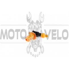 Насвечник 45* (135*) (оранжевый, с юбкой) MANLE