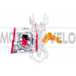 Насвечник (тюнинг) 90*, Г- образный (оранжевый) HORZA