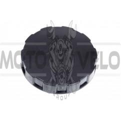 Крышка бака топливного ИЖ (черная) JING