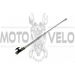 Насадка на мотокосу (удлинитель штанги, 9x9T, D-26, d-8mm, L-1000mm) BEST