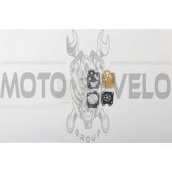 Ремкомплект карбюратора мотокосы Mitsubishi TU26 (полный) BEST