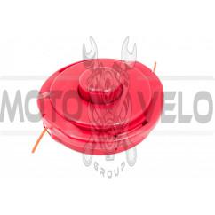 Шпулька косильная саморегулирующаяся (плоская, красная) BEST