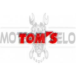 Наклейка TOMS (_х_см)