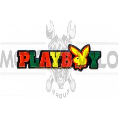 Наклейка PLAYBOY (_х_см)