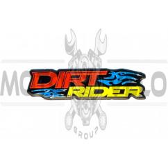 Наклейка DIRT RIDER (_х_см)