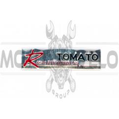 Наклейка R TOMATO (_х_см)
