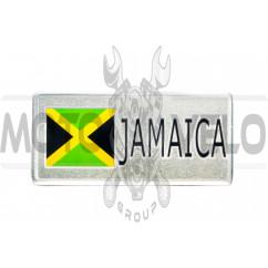 Наклейка JAMAICA (_х_см)