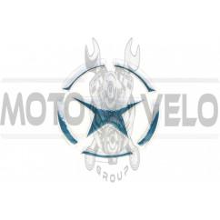 Наклейка STAR (_х_см)