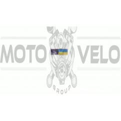 Наклейка   Украина-Европа   (12x6см, силикон)   (#SEA), шт