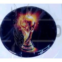 Наклейка   Кубок ЧМ FIFA   (7x6см, силикон)   (#SEA)