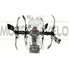 Насадка на мотокосу   (культиватор, 4T, D-26mm, mod 3)   EVO