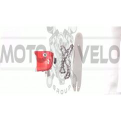 Насадка на мотокосу   (кронорез, 4T, D-28mm, шина 12)   EVO