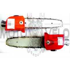 Насадка на мотокосу   (кронорез, 9T, D-26mm)   SVET