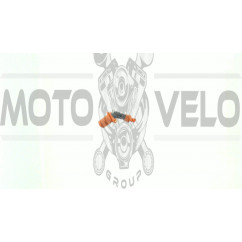 Насвечник силиконовый (оранжевый)   EVO