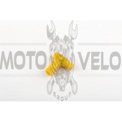 Насвечник 90*, Т- образный (желтый) DM