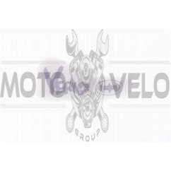 Наклейка логотип VERIO (12x6см) (#4916)