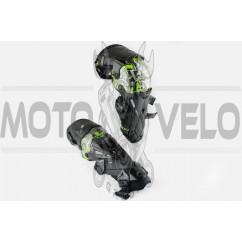Щитки (наколенники) SCOYCO (mod:K12, зеленые)