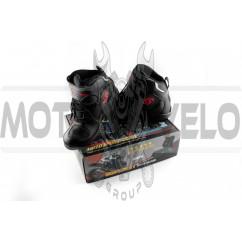 Ботинки PROBIKER (mod:A003, size:40, черные)