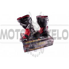 Ботинки PROBIKER (mod:1005, size:41, красные)
