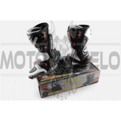 Ботинки PROBIKER (mod:1003, size:40, белые)