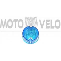 Стекло поворота   ЯВА 350   (синее)   DVK