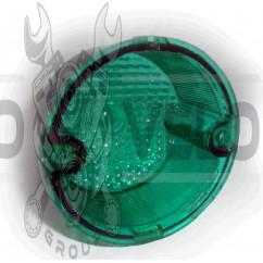 Стекло поворота   ЯВА 350   (зеленое)   DVK