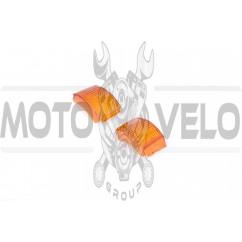 Стекло поворотов зад (пара) Suzuki SEPIA KOMATCU
