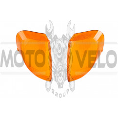 Стекло поворотов зад (пара) Yamaha JOG SA01 KOMATCU