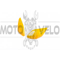 Стекло поворотов перед (пара) Yamaha GEAR KOMATCU
