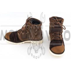 Ботинки SCOYCO (хаки с пряжкой, size:42)