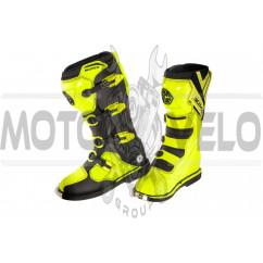 Ботинки SCOYCO (зеленые высокие, size:41)
