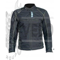 Мотокуртка (текстиль) (цвет грифель, size XL)