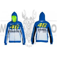 Мастерка (сине-белая YAMAHA size XL) 46
