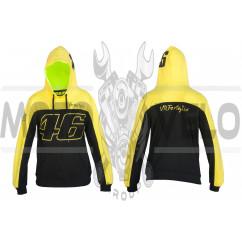 Мастерка (черно-желтая size XL) 46