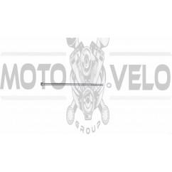 Ось колеса заднего   Delta   (L-240mm, D-12mm)   KOMATCU   (mod.A)
