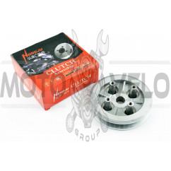 Ремкомплект сцепления 4T KTT125 (диски ведомые) HONGJU