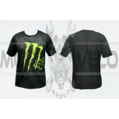 Футболка (size:M, полиэстер) MONSTER ENERGY