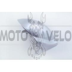 Пластик Zongshen WIND переднее крыло (серый)