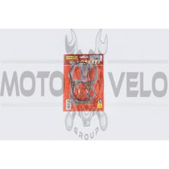 Прокладки цилиндра (набор) Yamaha AEROX, NEOS, Aprilia SR Ø40mm SHANGZHI (mod:A)