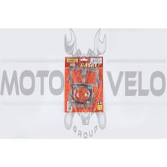 Прокладки цилиндра (набор) Yamaha JOG 3WF Ø50mm SHANGZHI (mod:A)