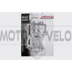 Прокладки цилиндра (набор) Yamaha JOG 3WF Ø50mm MAX GASKETS (mod:C)