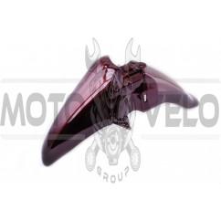 Пластик Active переднее крыло (красный) KOMATCU