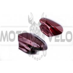 Пластик Active накладки на перья (красные) KOMATCU