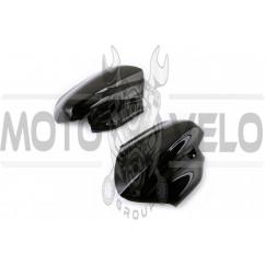 Пластик Active накладки на перья (черные) KOMATCU
