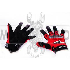 Перчатки ALPINESTARS (mod:2, size:XL, красные)
