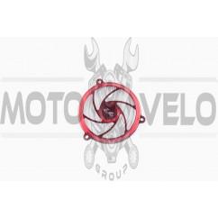 Накладка крышки генератора Honda (красная) GJCT