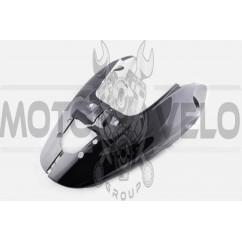 Пластик Zongshen RACE 1/3 задняя боковая пара (черный) KOMATCU