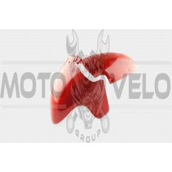 Пластик VIPER STORM 2007 переднее крыло (красный) KOMATCU