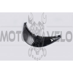 Пластик Zongshen GRAND PRIX передний (накладка на клюв) (черный)