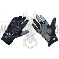 Перчатки   FOX   BOMBER   (mod:080, size:XL, черные)